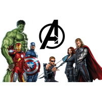 Avengers Png Hd PNG Image - Avengers PNG