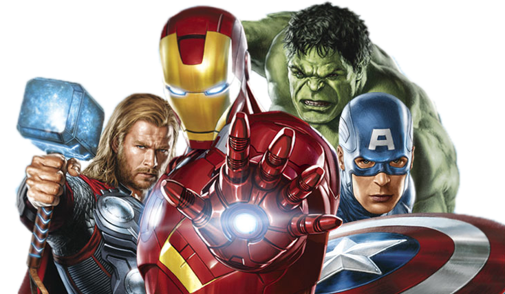 Avengers Transparent PNG - Avengers PNG