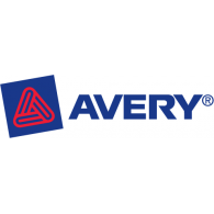 Logo of Avery - Avery Dennison Vector PNG