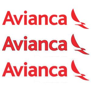 Free Vector Logo Avianca - Avianca Logo Eps PNG