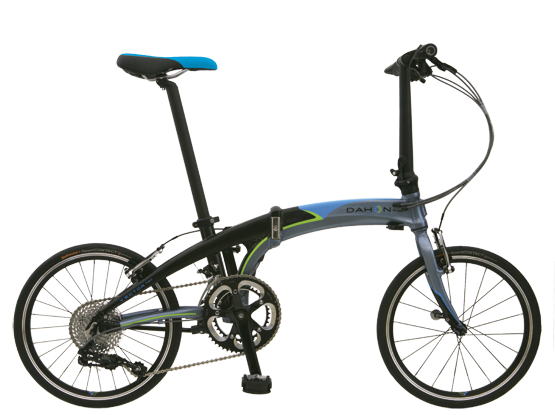 Dahon Vector p20 - ON SALE! Dahon Vector P20 Folding Bike.  vectorp20_big_555x415px_fold_01.png - Avid Bicycles Vector PNG