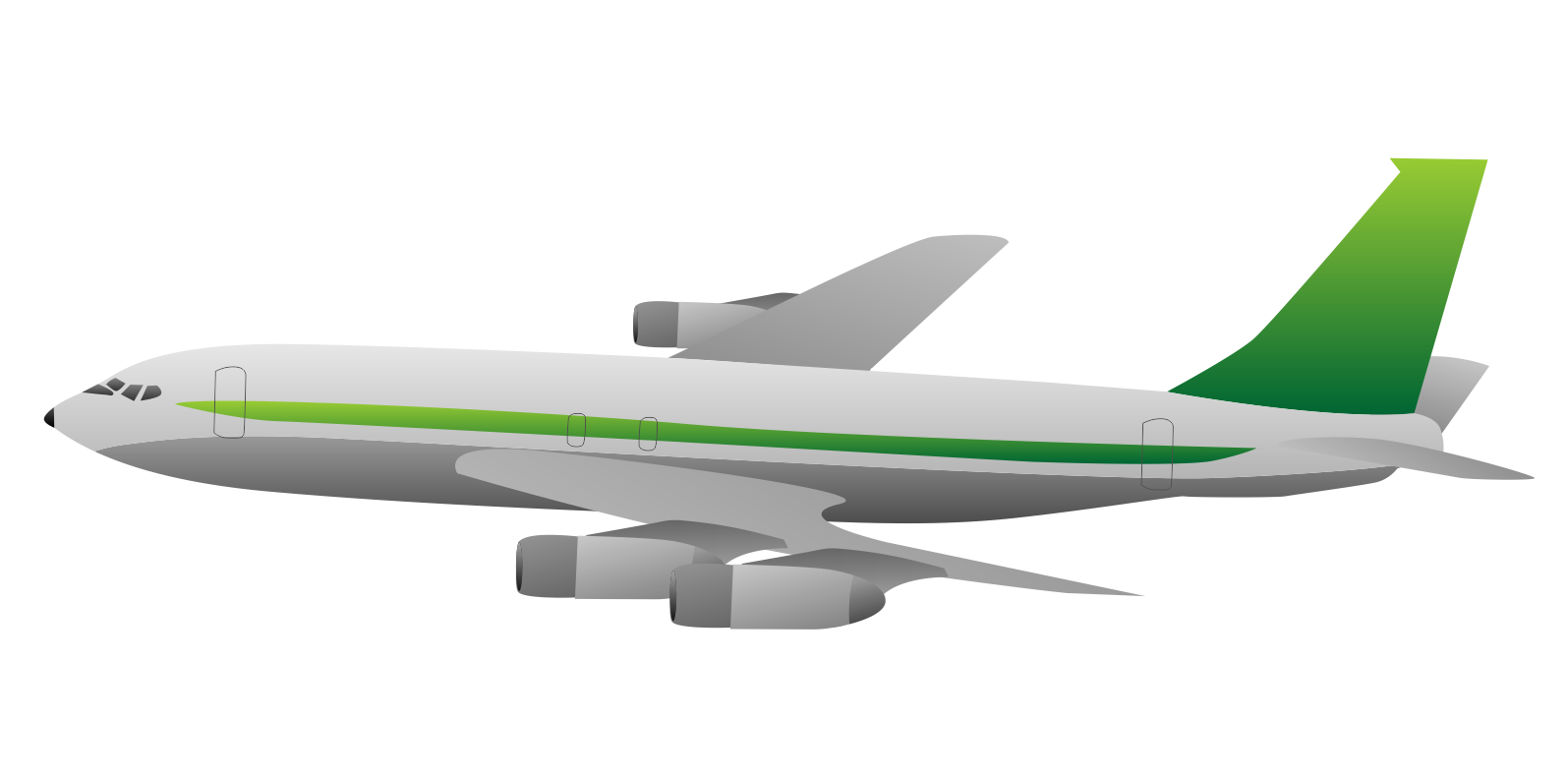 Avion PNG - 160377