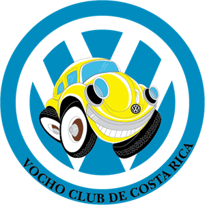 Volkswagen Vocho Club de Costa Rica Logo - Avtocompany Logo PNG