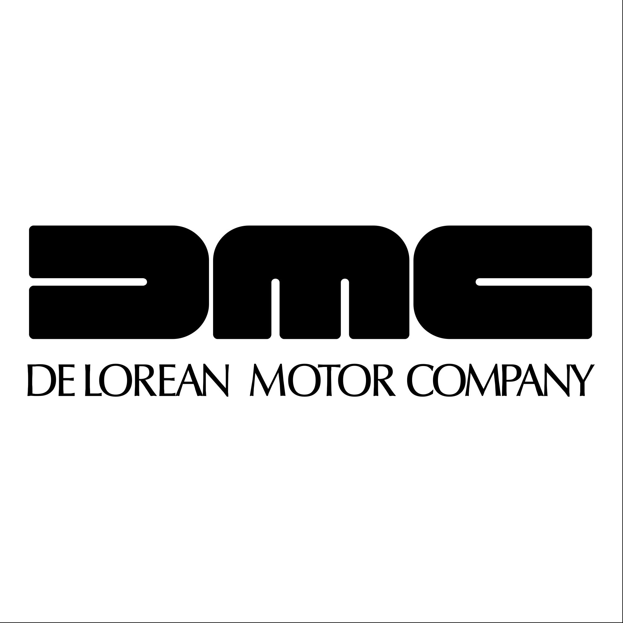 DMC - Delorean Motor Company - Avtocompany Logo Vector PNG - Avtocompany PNG
