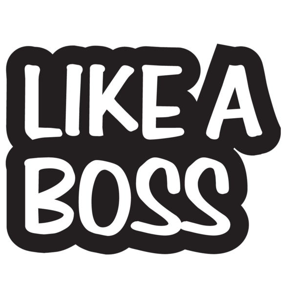 PNG: small · medium · large - Like a Boss PNG - Avtocompany PNG