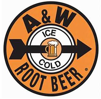 1961u20131971. Aw logo 1961 - Aw Root Beer Logo PNG