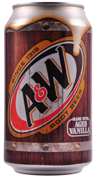 A u0026 W Root Beer 350ml - Aw Root Beer Logo PNG