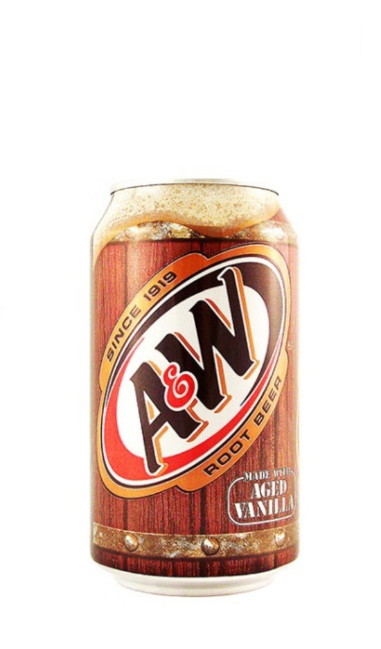 Au0026W Root Beer, 355ml Can - Aw Root Beer Logo PNG