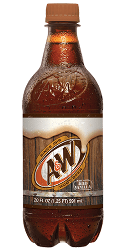 Aw Root Beer PNG