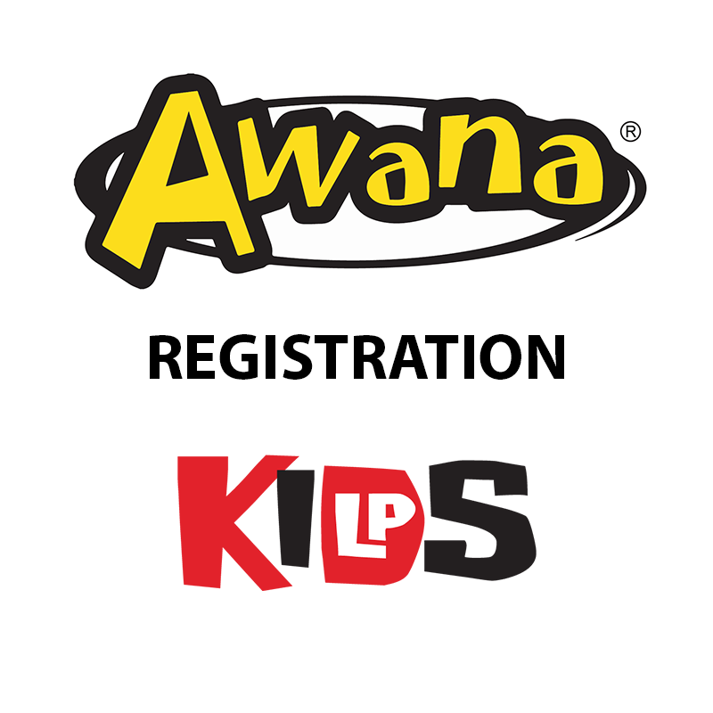 Awana Registration - Awana Store PNG