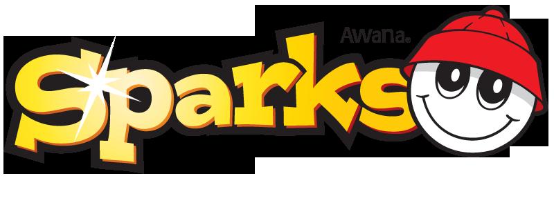SPARKS for Kindergarten through Grade 2 Sparks Logo - Awana Store PNG