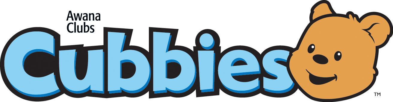 At Story Time each week, preschoolers CubbiesLogo_rgb.jpg - Awana Tt PNG