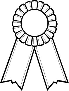 30 Amazing Graduation Gifts That You Can Make - Award Ribbon PNG Black And White