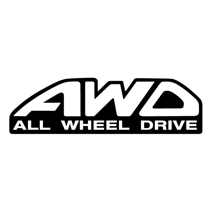 free vector Awd 0 - Awd Black Logo Vector PNG