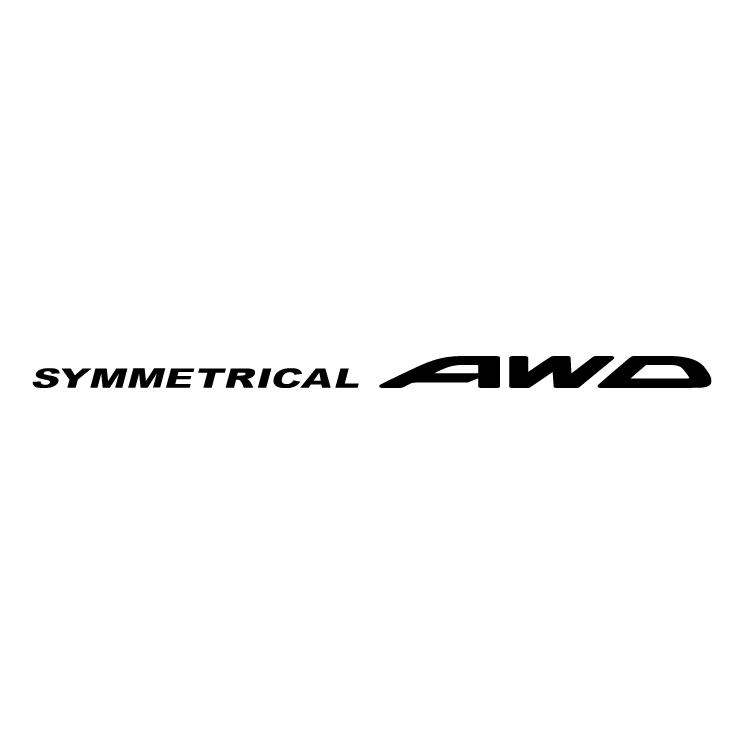 free vector Symmetrical awd 0 - Awd Black Logo Vector PNG