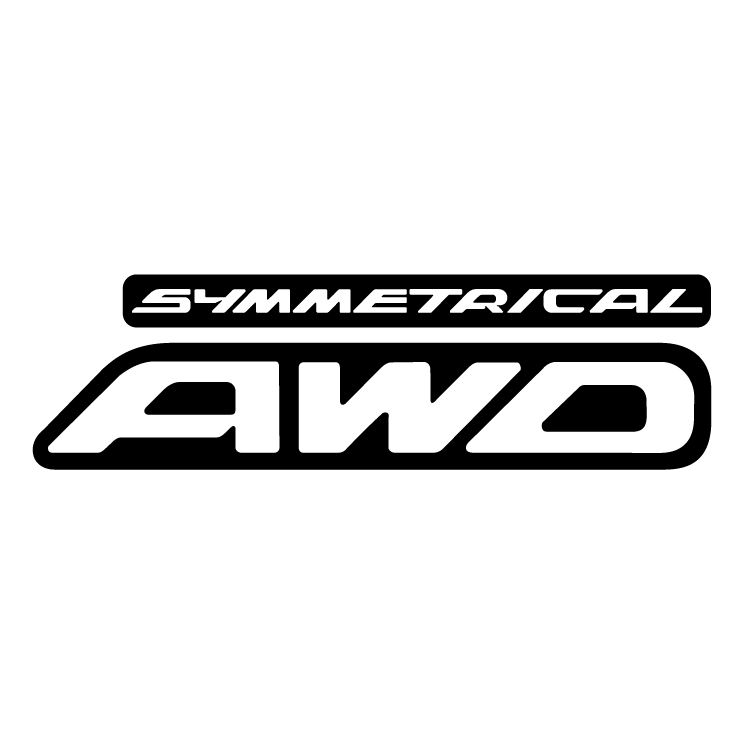Symmetrical awd free vector - Awd Black Vector PNG