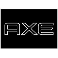 Beauty. Unilever AXE vector logo - Axe Black Logo PNG