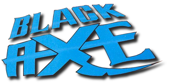 File:Black Axe (1993) logo.png - Axe Black Logo PNG