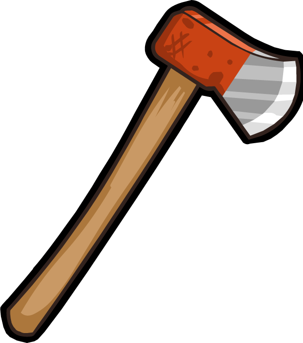 Axe render.png - Axe PNG