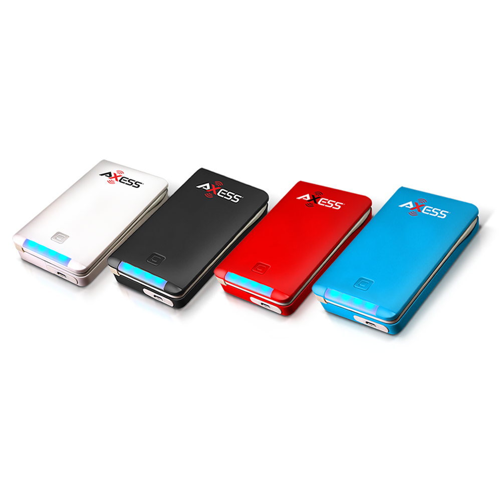 PP3114 2-wired 5000mAh Power Bank with - Axess Banks PNG