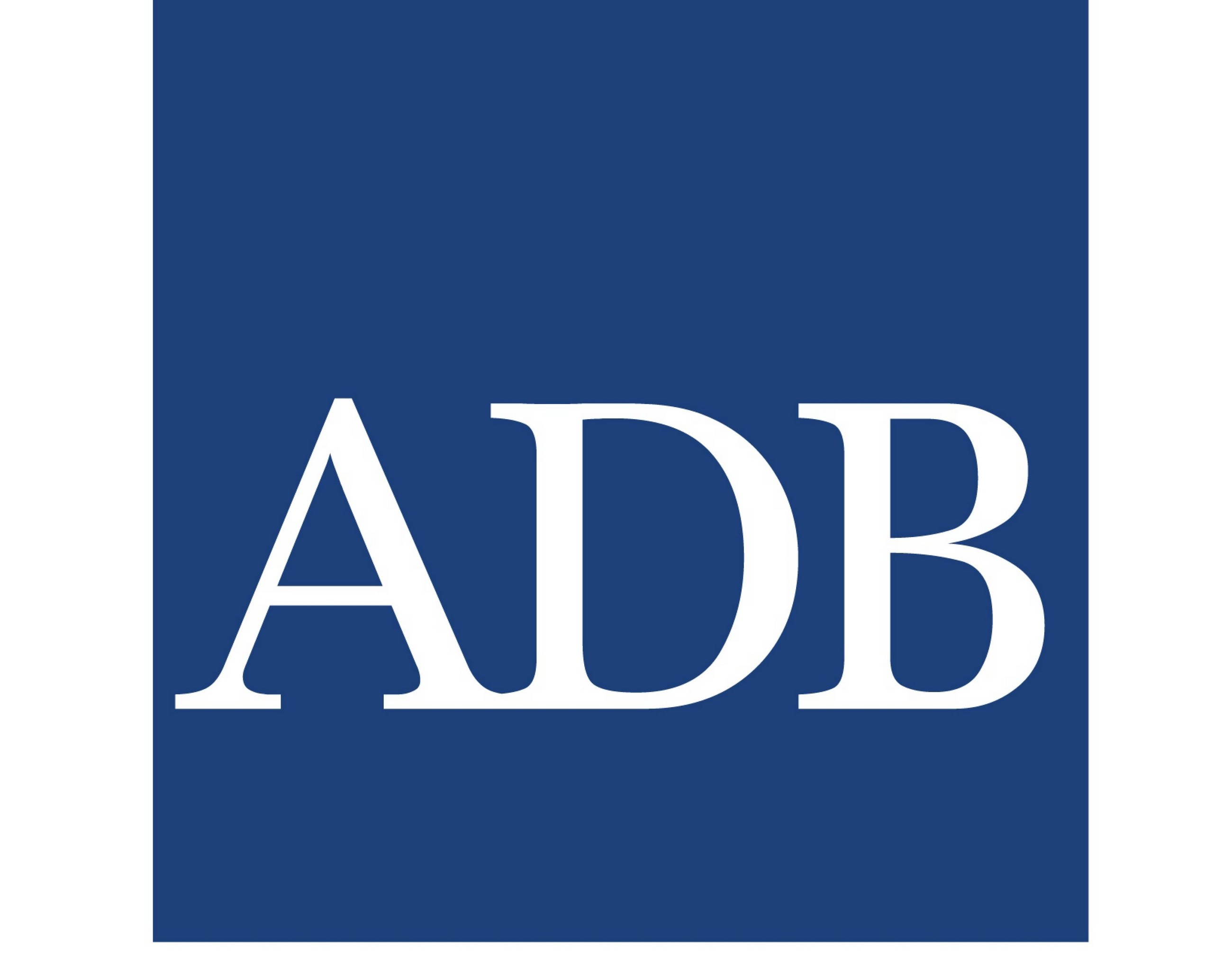 ADB u2013 Asian Development Bank Logo [PDF] - Axess Banks Vector PNG