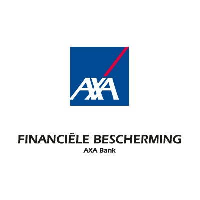 AXA bank vector logo . - Axess Banks Vector PNG