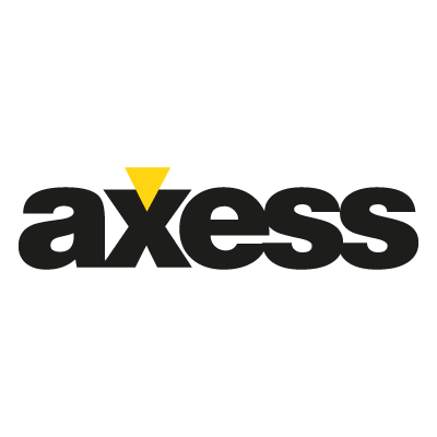 Axess Banks vector logo . - Axess Banks Vector PNG