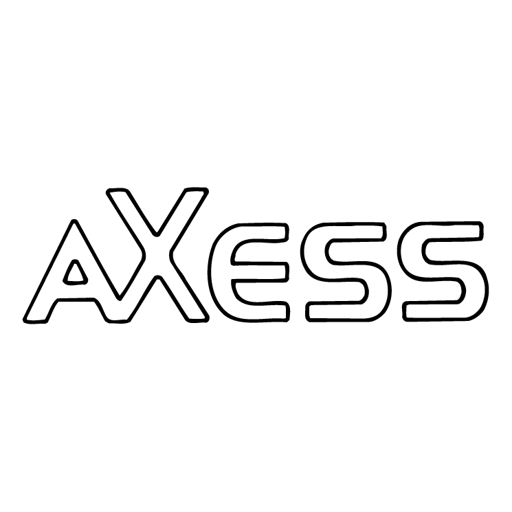 free vector Axess international network - Axess Vector PNG