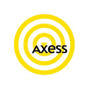 Vektörel Axess u2013 Akbank logosu. - Axess Vector PNG