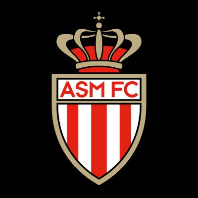 AS Monaco FC (Old) vector logo - Aygaz Vector PNG