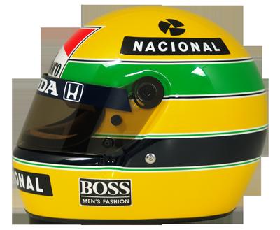 Ayrton Senna S Logo PNG - 39938