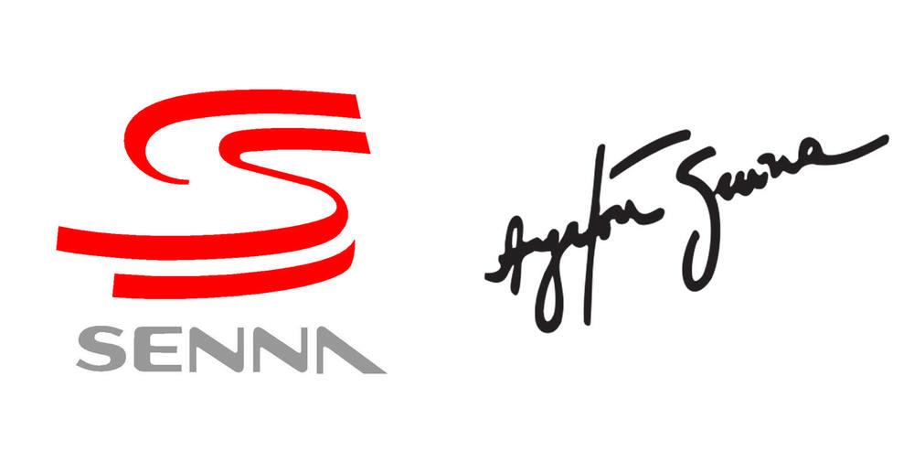Ayrton Senna S Logo PNG - 39934