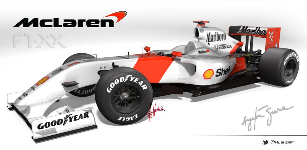 F1-XX ~ Ayrton Senna McLaren MP4/6 by HuskerF1 PlusPng.com  - Ayrton Senna S PNG