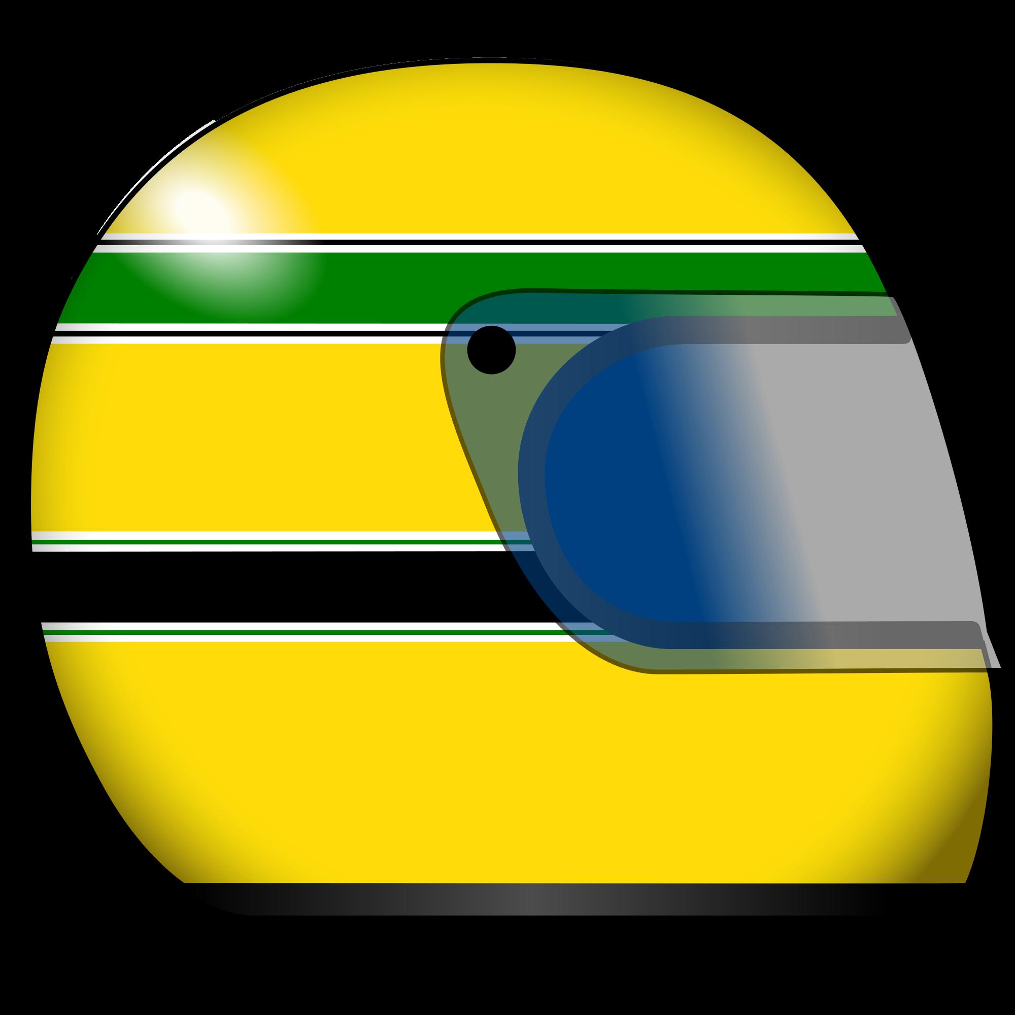Open PlusPng.com  - Ayrton Senna S PNG
