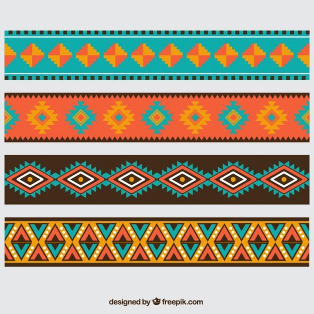 Aztec PNG Borders - 169975