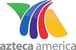 Azteca America 2011 logo - Azteca America Logo PNG