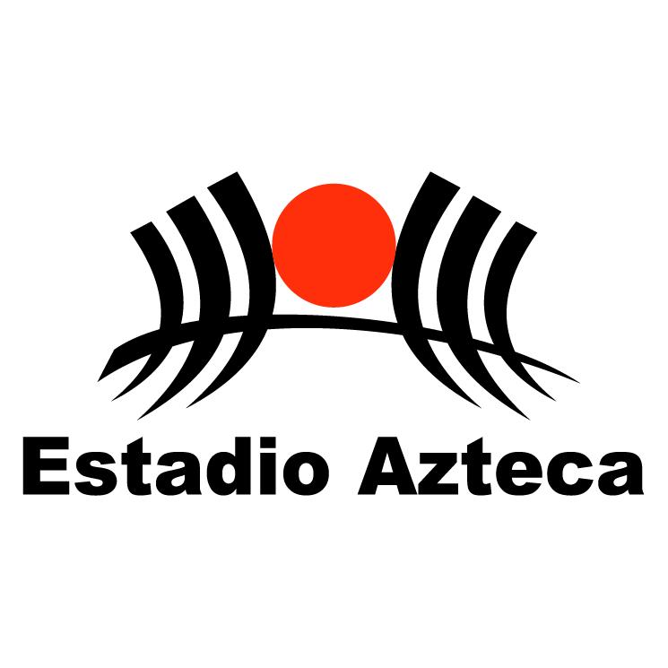 Estadio azteca free vector - Azteca America Logo Vector PNG