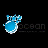 Ocean Entertainment vector logo - Azteca America Logo Vector PNG
