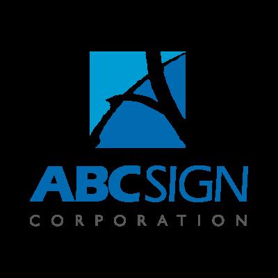 ABC Sign Corporation vector logo - Azzaro Vector PNG