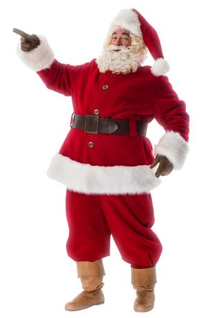 Babbo Natale a domicilio - Babbo Natale PNG