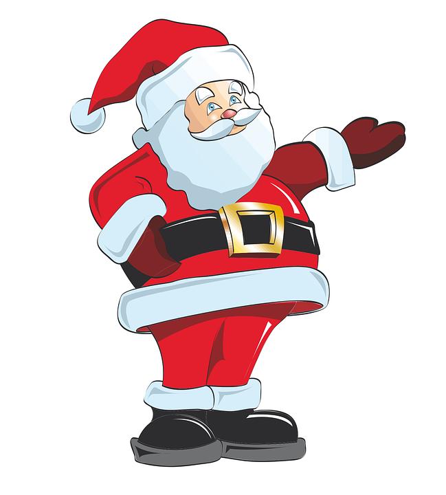 babbo natale natale vigilia buon natale abete - Babbo Natale PNG