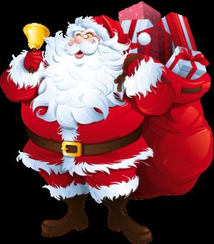 Babbo Natale va dai bambini buoni? Non sempre. Sfatato il mito da una  ricerca - Babbo Natale PNG