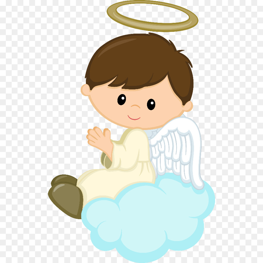 Baptism Angel Child Infant Clip art - baby angel - Baby Baptism PNG HD