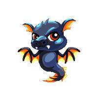 File:Bat Baby.png - Baby Bat PNG