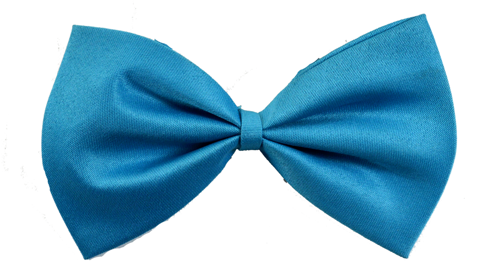 Baby Blue Bow Tie PNG-PlusPNG.com-1000 - Baby Blue Bow Tie PNG