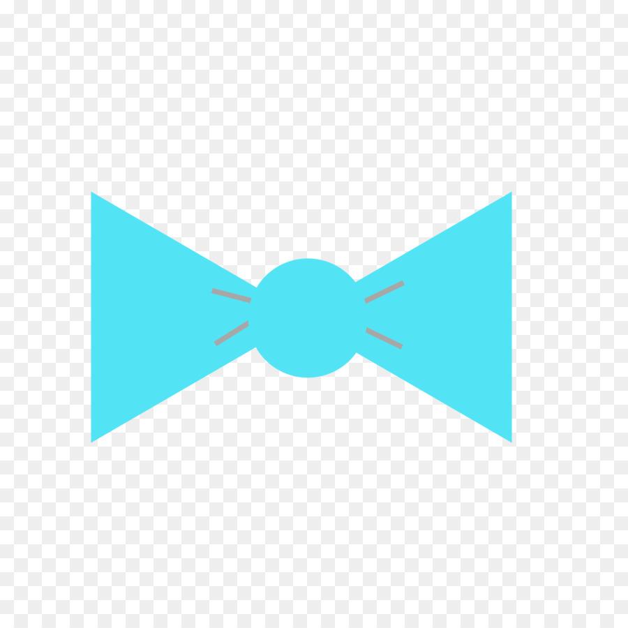 Bow tie Necktie Boy Baby shower Clip art - teal - Baby Blue Bow Tie PNG
