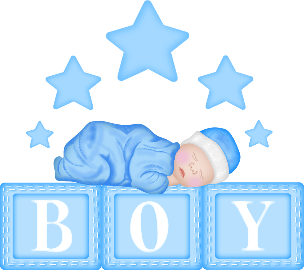 Baby Boy Clip Art #14716 - Baby Boy Rattle PNG