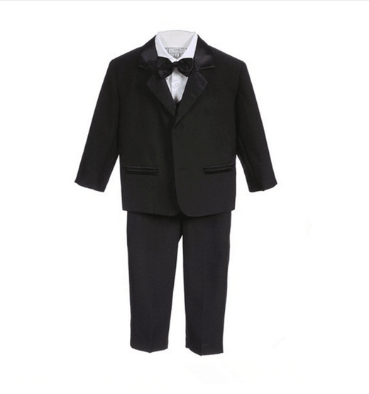 Baby Boys Suits 5 Pieces Formal Tuxedo Suit Brand Newborn Baby Boy Baptism  Christening Gown Infant Party Wedding Clothing Set-in Clothing Sets from  Mother PlusPng.com  - Baby Boy Tie PNG
