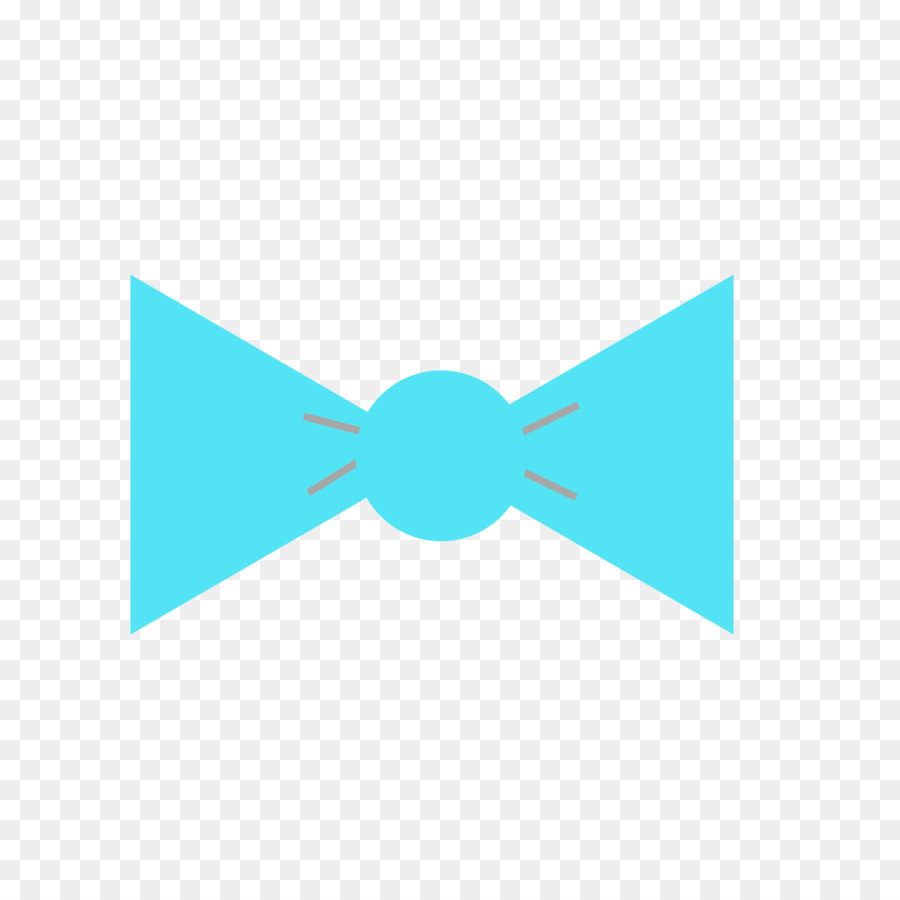 Bow tie Necktie Boy Baby shower Clip art - teal - Baby Boy Tie PNG
