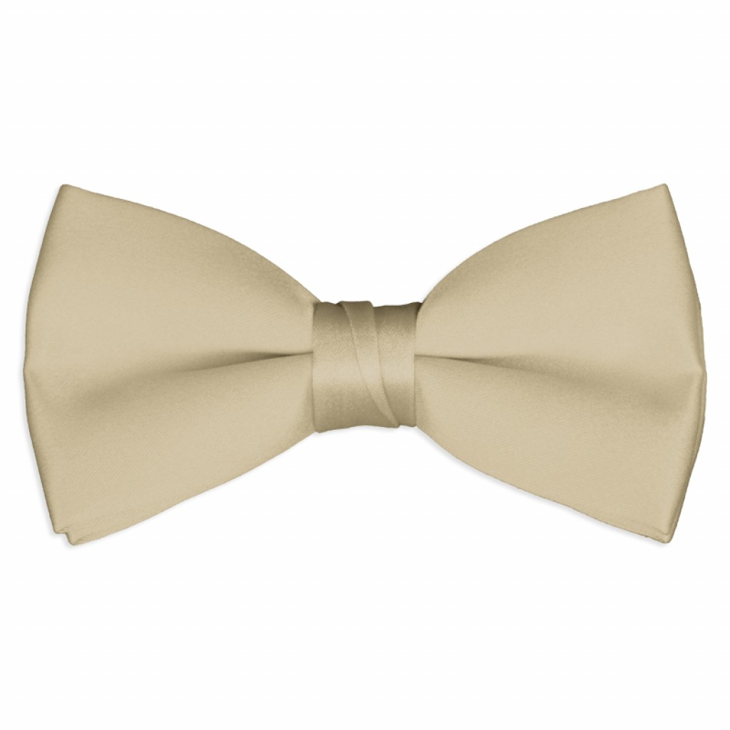 Boys Champagne Bow Tie for Kids Baby Toddler Children - Baby Boy Tie PNG